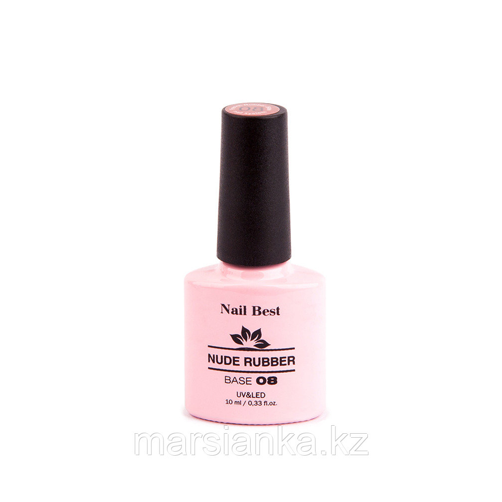 База Nail Best Nude 08, 10мл