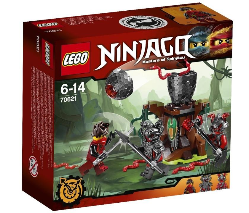 70621 Lego Ninjago Атака Алой армии, Лего Ниндзяго