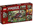 70624 Lego Ninjago Алый захватчик, Лего Ниндзяго, фото 2