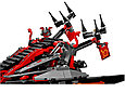 70624 Lego Ninjago Алый захватчик, Лего Ниндзяго, фото 4