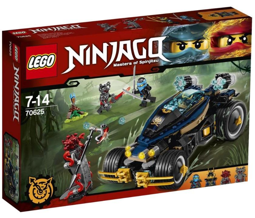 70625 Lego Ninjago Самурай VXL, Лего Ниндзяго