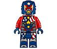 76077 Lego Super Heroes Железный человек: Стальной Детройт наносит удар, Лего Супергерои Marvel, фото 8