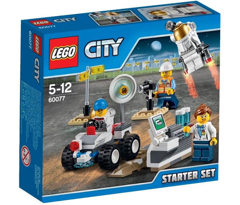 60077 Lego City Набор «Космос» для начинающих, Лего Город Сити