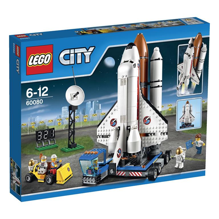 60080 Lego City Космодром, Лего Город Сити