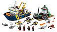 60095 Lego City Корабль исследователей морских глубин, Лего Город Сити, фото 2