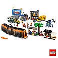 60097 Lego City Городская площадь, Лего Город Сити, фото 2