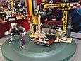 76037 Lego Super Heroes Носорог и Песочный человек против Супергероев, Лего Супергерои Marvel, фото 2