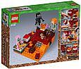 21139 Lego Minecraft Бой в Нижнем мире, Лего Майнкрафт, фото 2
