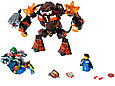 70325 Lego Nexo Knights Инфернокс и захват королевы, Лего Рыцари Нексо, фото 2