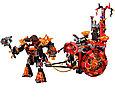 70325 Lego Nexo Knights Инфернокс и захват королевы, Лего Рыцари Нексо, фото 3