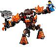 70325 Lego Nexo Knights Инфернокс и захват королевы, Лего Рыцари Нексо, фото 6