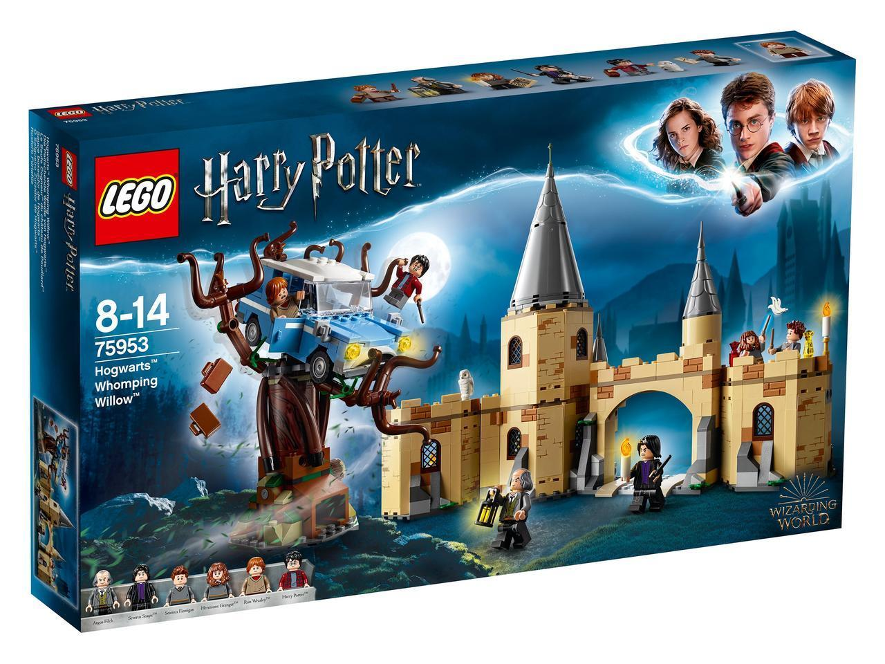 75953 Lego Harry Potter Гремучая ива, Лего Гарри Поттер