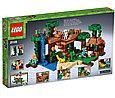 21125 Lego Minecraft Домик на дереве в джунглях, Лего Майнкрафт, фото 2
