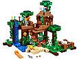 21125 Lego Minecraft Домик на дереве в джунглях, Лего Майнкрафт, фото 3
