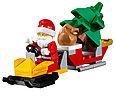 60155 Lego Новогодний календарь City с подарками, фото 5
