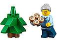 60155 Lego Новогодний календарь City с подарками, фото 7
