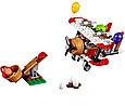 75822 Lego Angry Birds Самолётная атака свинок, фото 3