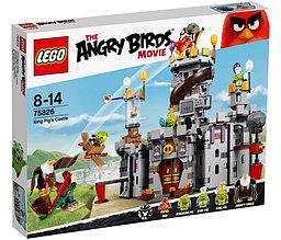 75826 Lego Angry Birds Замок Короля свинок