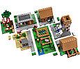 21128 Lego Minecraft Деревня, Лего Майнкрафт, фото 4