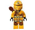 70746 Lego Ninjago Верталетная атака Анакондраев, Лего Ниндзяго, фото 9