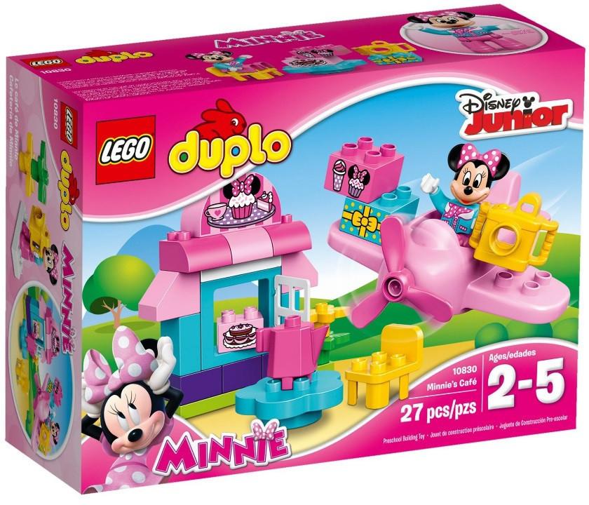 10830 Lego Duplo Кафе Минни, Лего Дупло