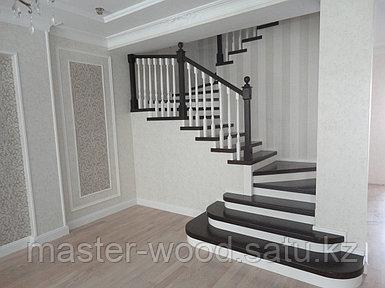 Изготовление лестницы в Алматы
