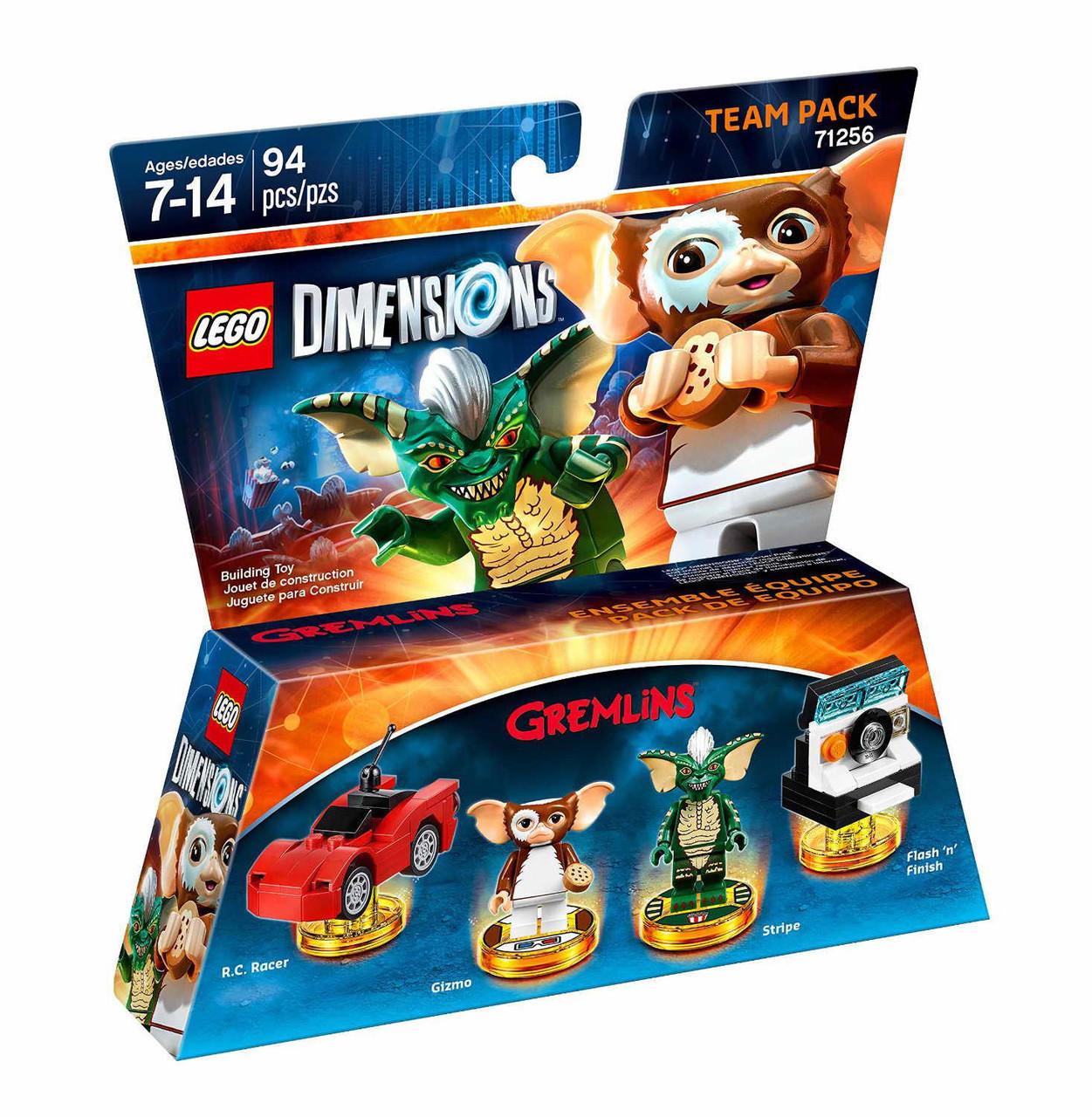 71256 Lego Dimensions Гремлины (Team Pack)