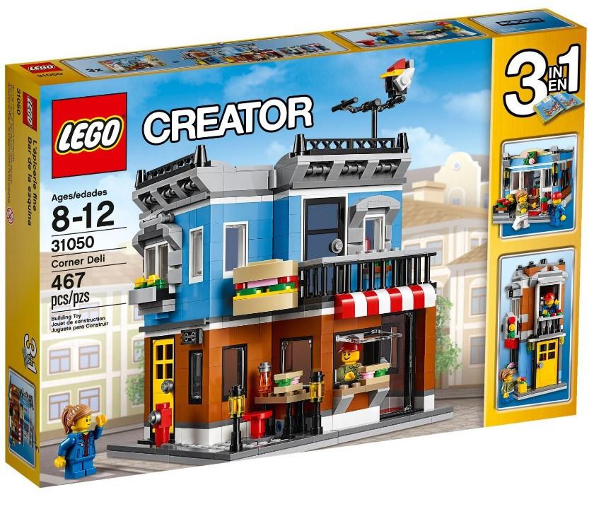 31050 Lego Creator Магазинчик на углу, Лего Креатор