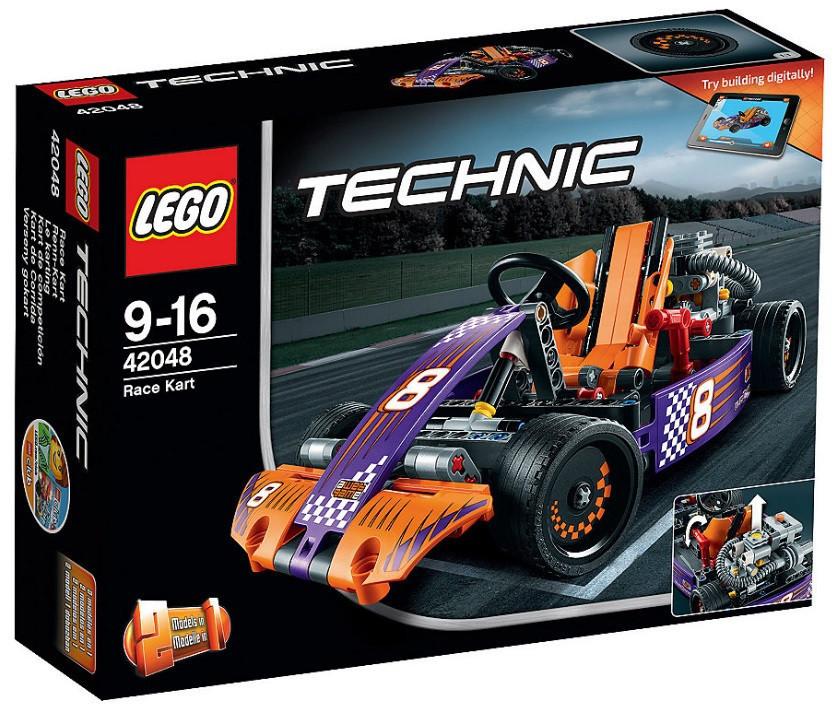 42048 Lego Technic Гоночный карт, Лего Техник