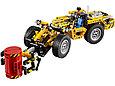 42049 Lego Technic Карьерный погрузчик, Лего Техник, фото 3