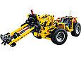 42049 Lego Technic Карьерный погрузчик, Лего Техник, фото 6