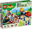 10874 Lego Duplo Поезд на паровой тяге, Лего Дупло, фото 2