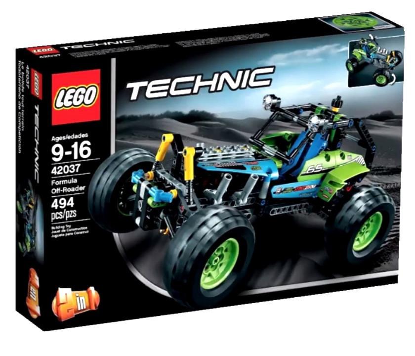 42037 Lego Technic Внедорожник, Лего Техник