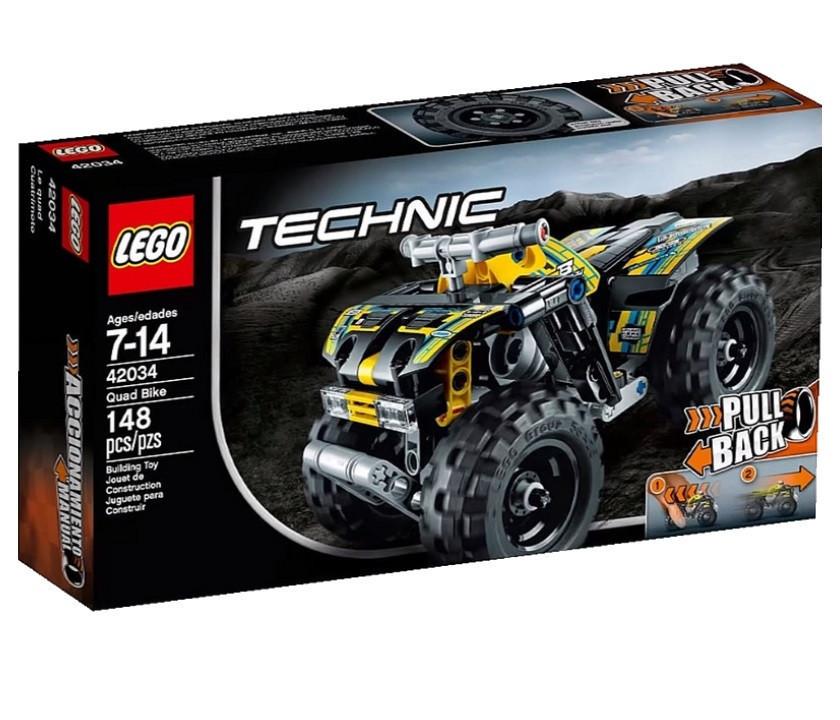42034 Lego Technic Квадроцикл, Лего Техник