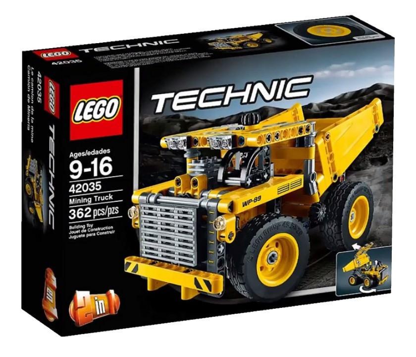42035 Lego Technic Карьерный грузовик, Лего Техник