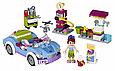 41091 Lego Friends Кабриолет Мии, Лего Подружки, фото 2