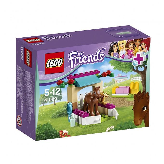 41089 Lego Friends Жеребенок, Лего Подружки