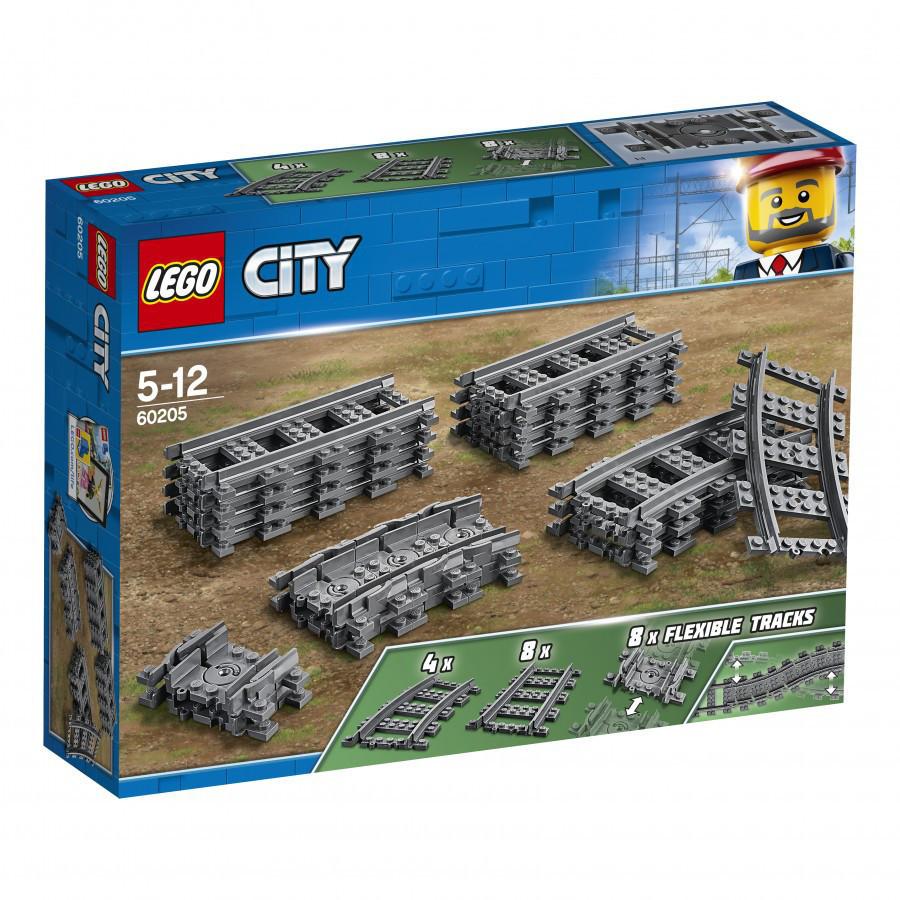 60205 Lego City Рельсы, Лего Город Сити