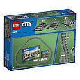 60205 Lego City Рельсы, Лего Город Сити, фото 2