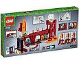 21122 Lego Minecraft Крепость Нижнего мира, Лего Майнкрафт, фото 2