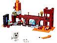 21122 Lego Minecraft Крепость Нижнего мира, Лего Майнкрафт, фото 3