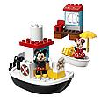 10881 Lego Duplo Катер Микки, Лего Дупло, фото 2