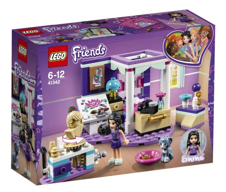 41342 Lego Friends Комната Мии, Лего Подружки
