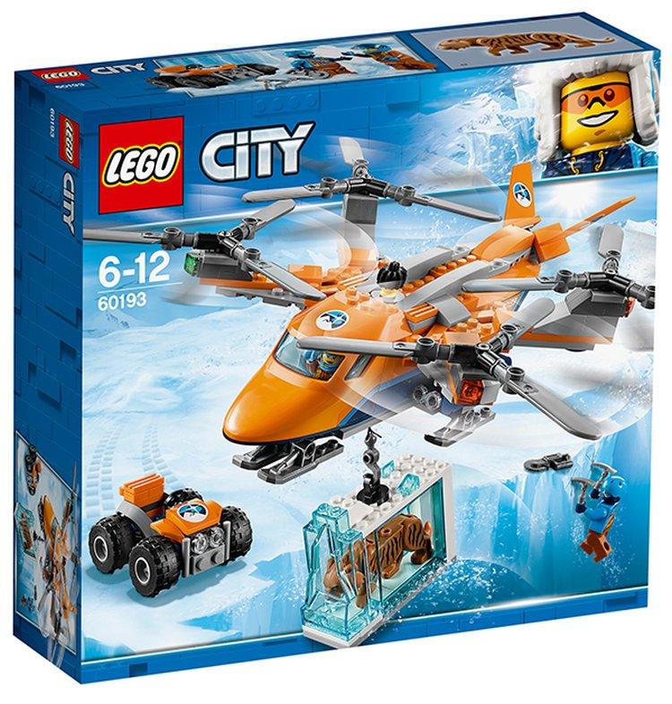 60193 Lego City Арктическая экспедиция Арктический вертолёт, Лего Город Сити