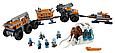 60195 Lego City Арктическая экспедиция Передвижная арктическая база, Лего Город Сити, фото 3