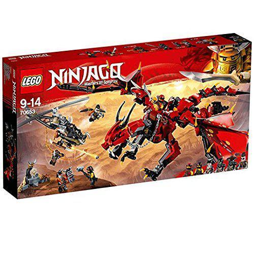 70653 Lego Ninjago Первый страж, Лего Ниндзяго
