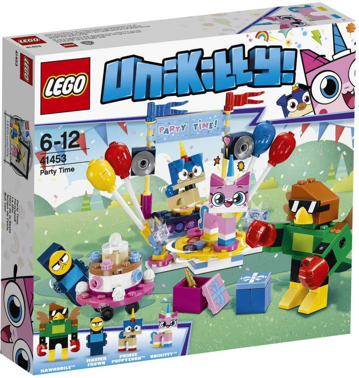 41453 Lego Unikitty Вечеринка, Лего Юникитти