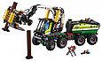 42080 Lego Technic Лесозаготовительная машина, Лего Техник, фото 3