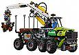 42080 Lego Technic Лесозаготовительная машина, Лего Техник, фото 5