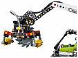 42080 Lego Technic Лесозаготовительная машина, Лего Техник, фото 8